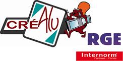 Logo Crealu