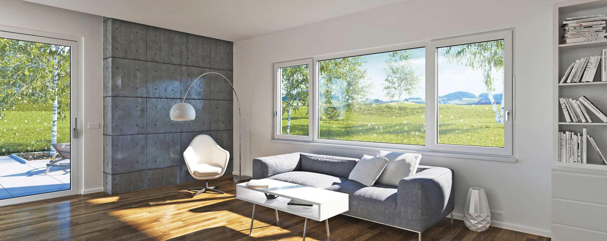 Installation de fenêtres et portes sur mesure pour vos habitations et commerce